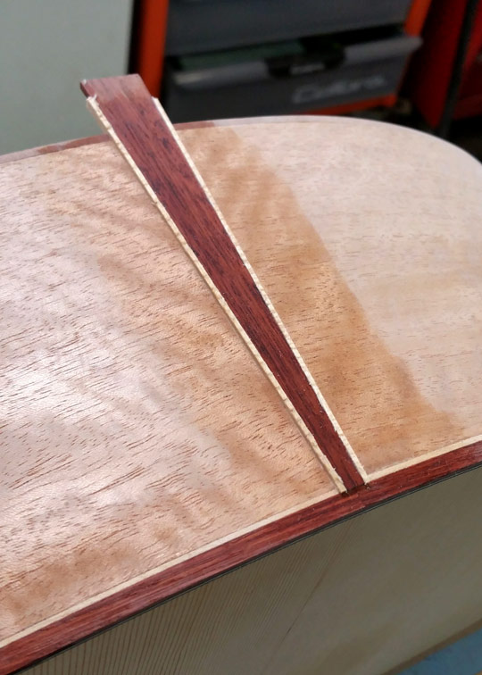 inlay detail for base